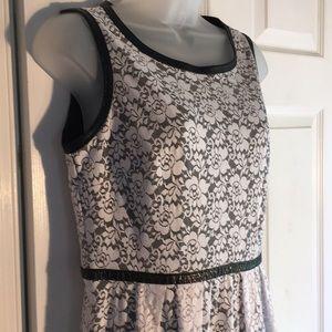 Cynthia Crowley Lace Cocktail Dress - Sz 8